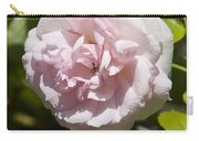 Light Pink Rose Carry-all Pouch