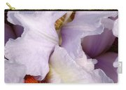 Light Purple Irises 2 Carry-all Pouch