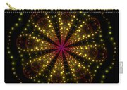 Light Show Abstract 3 Carry-all Pouch