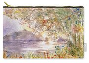 Light Through The Pass Carry-all Pouch by Marilyn Smith