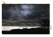 Light Through The Storm Carry-all Pouch