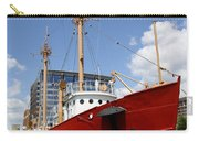 Light Vessel Baltimore Harbor Carry-all Pouch