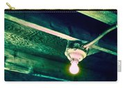 Lightbulb And Cobwebs Carry-all Pouch