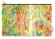 Lightening Struck Tree Again Carry-all Pouch