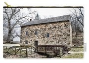 Lightfoot Mill At Anselma Chester County Carry-all Pouch