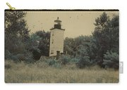 Erie Lighthouse Among The Trees Carry-all Pouch
