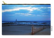 Lighthouse And Beach Carry-all Pouch