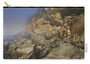 Lighthouse At Bass Harbor Maine Carry-all Pouch