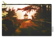 Lighthouse At Dusk Carry-all Pouch