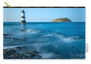 Lighthouse At Penmon Point Carry-all Pouch