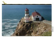 Lighthouse At Point Reyes Carry-all Pouch