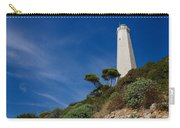 Lighthouse At Saint-jean-cap-ferrat France French Riviera Carry-all Pouch