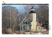 Lighthouse At White River Carry-all Pouch