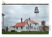 Lighthouse At Whitefish Carry-all Pouch