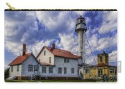 Lighthouse At Whitefish Point Carry-all Pouch