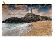 Lighthouse Beach Carry-all Pouch