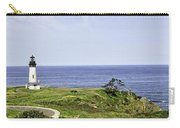 Lighthouse From Salal Hill Carry-all Pouch