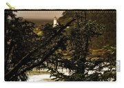 Lighthouse From The Distance Carry-all Pouch