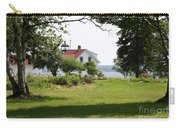 Lighthouse Hidden Behind Trees Carry-all Pouch