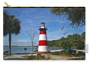 Lighthouse In Mount Dora Carry-all Pouch