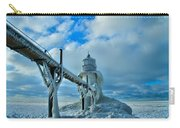 Lighthouse In Saint Joseph Michigan Carry-all Pouch
