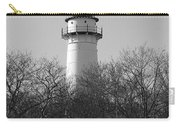 Lighthouse In Trees Carry-all Pouch