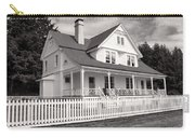 Lighthouse Keepers House  Carry-all Pouch