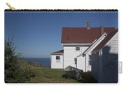 Lighthouse Monhegan Color Carry-all Pouch
