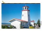 Lighthouse Near Homer Spit-ak Carry-all Pouch