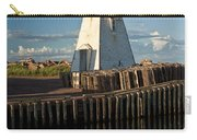 Lighthouse On A Channel By Cascumpec Bay On Prince Edward Island No. 095 Carry-all Pouch