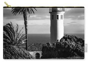 Lighthouse On The Bluff Carry-all Pouch