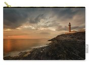 Lighthouse On The Coast, Ardnamurchan Carry-all Pouch