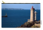 Lighthouse On The Coast, Phare Du Petit Carry-all Pouch
