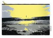 Lighthouse On The Horizon Carry-all Pouch