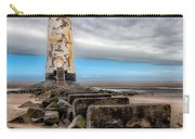 Lighthouse Steps Carry-all Pouch by Adrian Evans