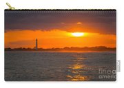 Lighthouse Sun Reflections Carry-all Pouch