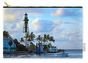 Lighthouse Sunrise Carry-all Pouch