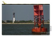 Lighthouse To Buoy Carry-all Pouch