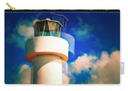 Lighthouse To The Clouds Carry-all Pouch