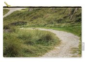 Lighthouse Trail Carry-all Pouch by Adrian Evans