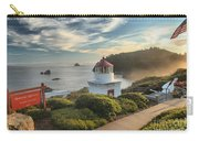 Lighthouse Walk Carry-all Pouch by Adam Jewell