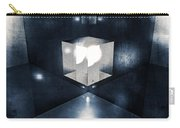 Lighting In Cube Carry-all Pouch