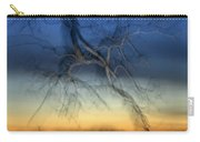 Lightning Branches Carry-all Pouch