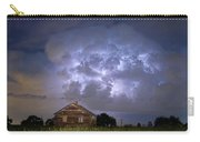 Lightning Thunderstorm Busting Out Carry-all Pouch