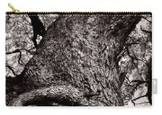 Lightning Tree  Carry-all Pouch by Trish Mistric