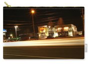 Lights At Night At Tgi Fridays Carry-all Pouch