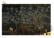 Lights In Rockefeller Center Carry-all Pouch