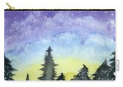 Lights Of Life Carry-all Pouch