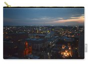 Lights Of San Antonio Tx  Carry-all Pouch