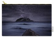 Lights Of The Past Carry-all Pouch by Jorge Maia